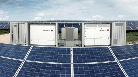 SMA Supplies System Technology for One of Australia's Largest PV Power Plants