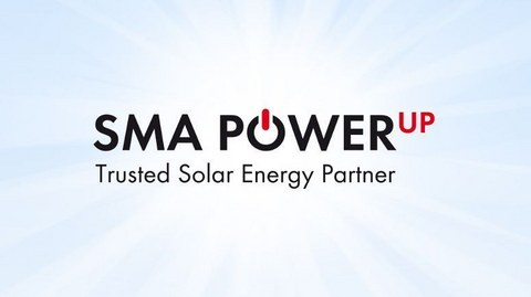 SMA Offers new PowerUp Program for Solar Energy Dealers