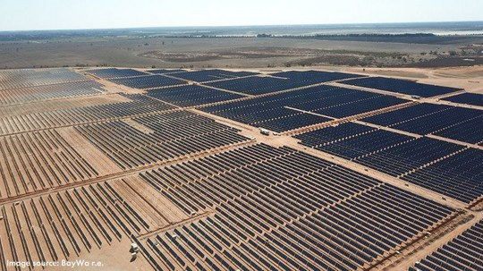 SMA Supplies Technology for 112 MW Solar Farm in Victoria