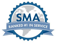SMA - Ranked #1 in Service