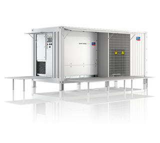 MV POWER STATION 2200 / 2475 / 2500 / 2750 / 3000 - Turnkey system solution with the new Sunny Central or Sunny Central Storage inverter