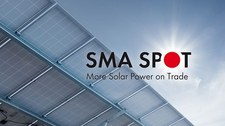 SMA SPOT: SMA and MVV Launch Joint Solution for Direct Marketing of Solar Power