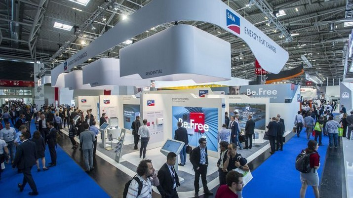Intersolar 2018: SMA Showcasing Future-Proof Solutions for Independent Energy Supply