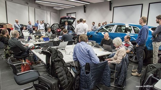 Intelligent Connection: SMA Data Manager Successfully Tested at the 3rd E-Mobility Plugfest
