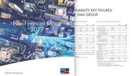 SMA Non-Financial Report 2017