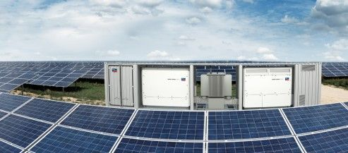 Useful information on SMA solutions for PV power plants