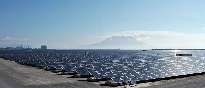 Photovoltaics in Japan: SMA Sunny Central CP JP inverters are in operation in the Kagoshima PV power plant and in densely populated areas of the island country.