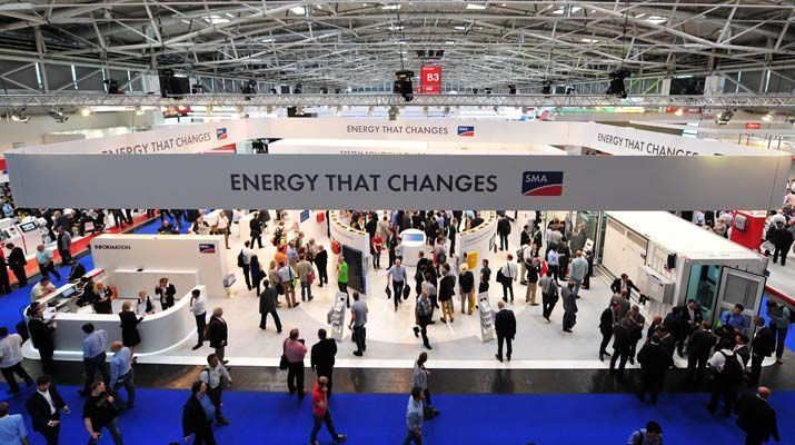 intersolar europe 2016 great interest from visitors and