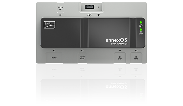 SMA Data Manager M powered by ennexOS