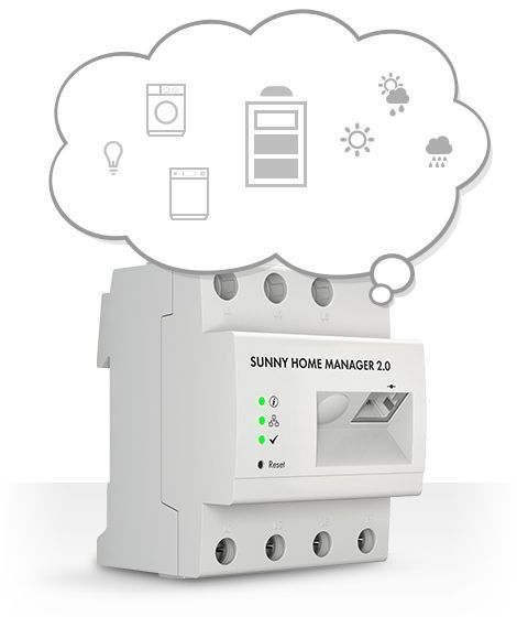 Sunny Home Manager 2.0 - Storing Energy Intelligently