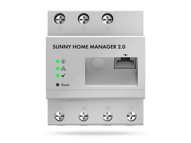 Sunny Home Manager 2.0 - The ideal partner for professional monitoring